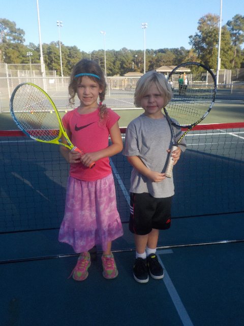 Tennis Clinics for Kids