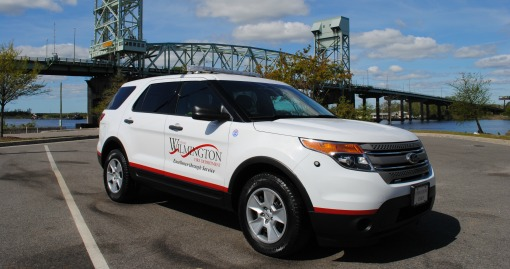 2013 Ford Explorer | Housed at Station 3