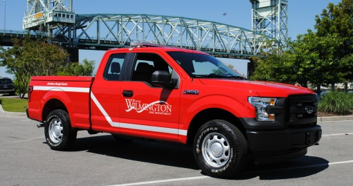 2017 Ford F-150 Truck with Extended Cab | Deployed and Equipped Primarily for Medical Responses | Housed at Station 3