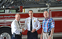 Historic Day at WFD