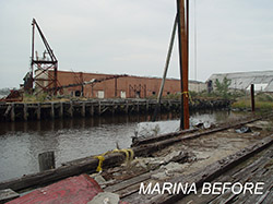 Marina Before Renovation