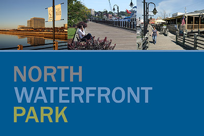 North Waterfront Park logo