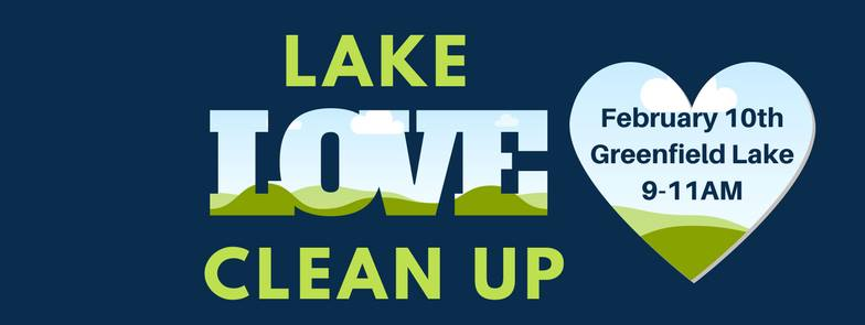 Greenfield Lake Cleanup