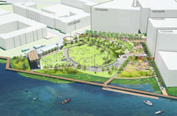 North Waterfront Park Final Site Plan