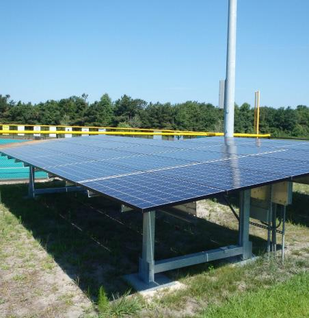 Miracle Field Solar Array