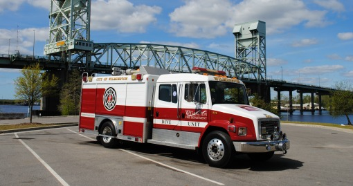 1999 Freightliner | Hackney Body | Equipped With Specialized Water Rescue Equipment | Housed at Headquarters