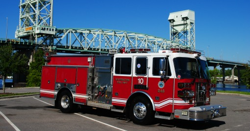 2007 Sutphen Pumper | 1500 GPM | 500 G Tank | Housed at Station 10