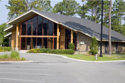 Halyburton Park Events Center