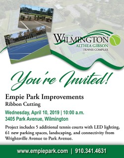 Empie Park invitation