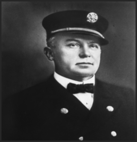 Fire Chief Charles Schnibben